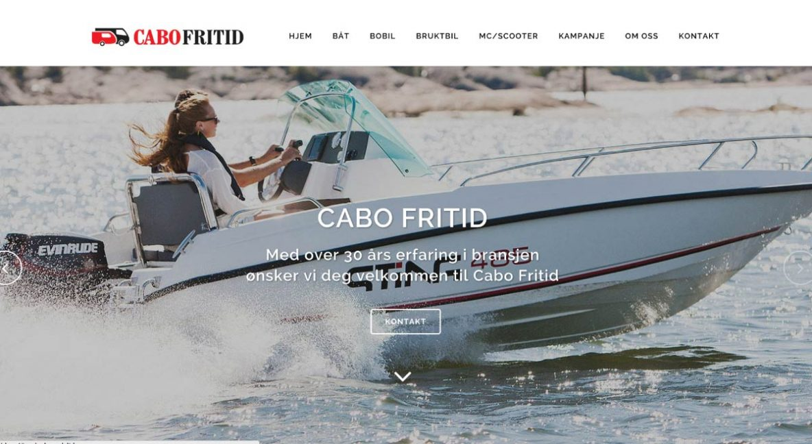 cabo fritid