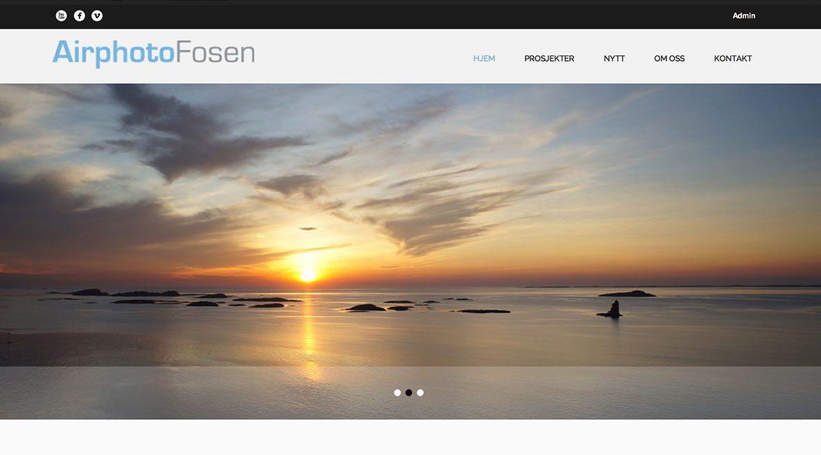 Airphotofosen-nett