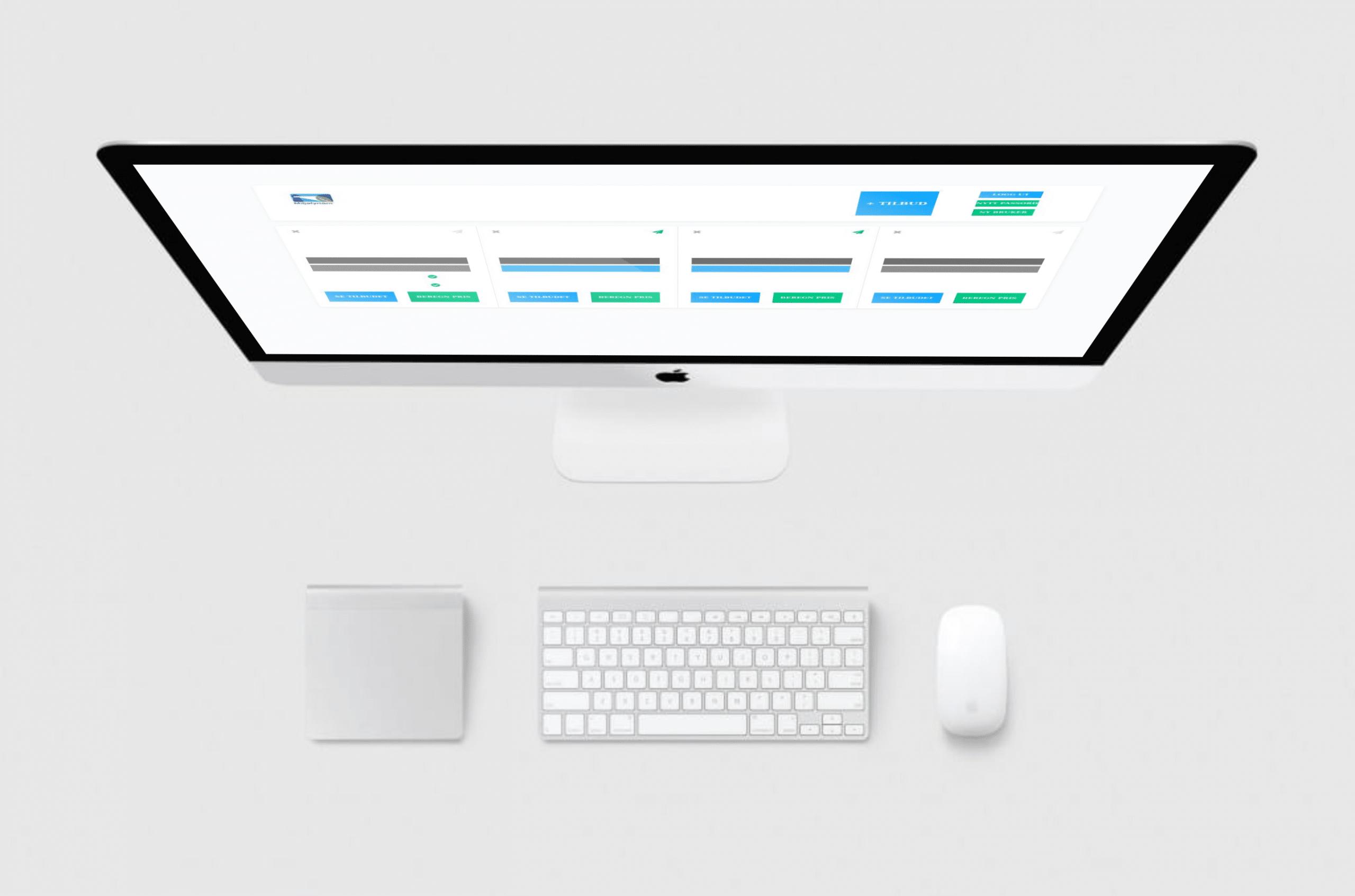 web applikasjoner og system