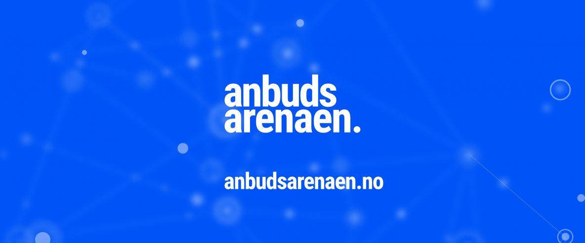 Anbudsarenaen.no - Ny anbudstjeneste i Norge