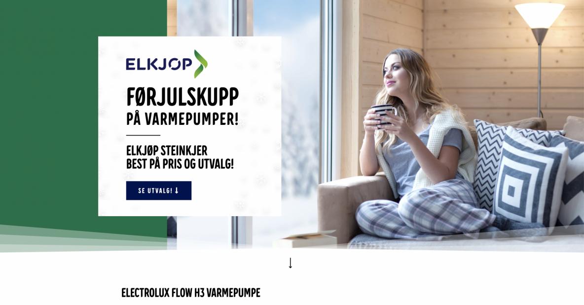Elkjøp Steinkjer